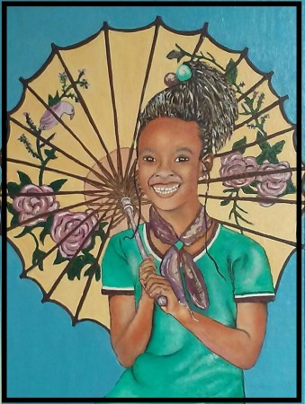 Let Your Smile Be Your Umbrella